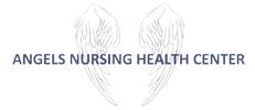 Angels Nursing Health Center – Los Angeles Logo